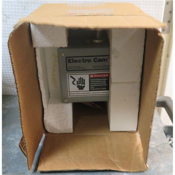 Electro Cam Industrial Control Equipment Limit Switch in Box EC-3004-10-AL0
