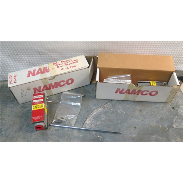 Qty 2 Namco Snap-Lock Limit Switches EA15030014 in Box