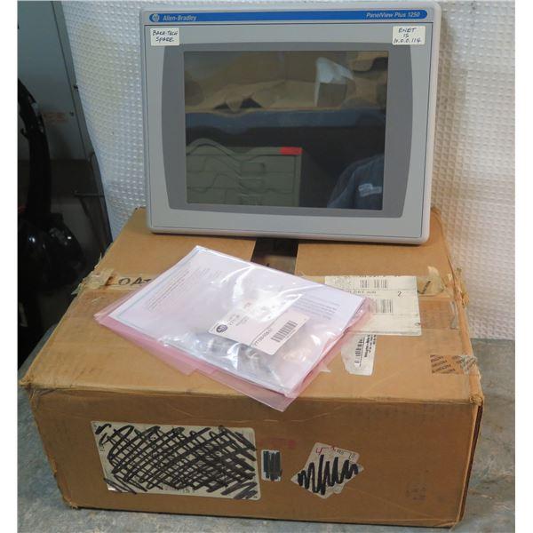 Allen-Bradley PanelView Plus 1250 Logic Module 2711P-RDT12C in Box