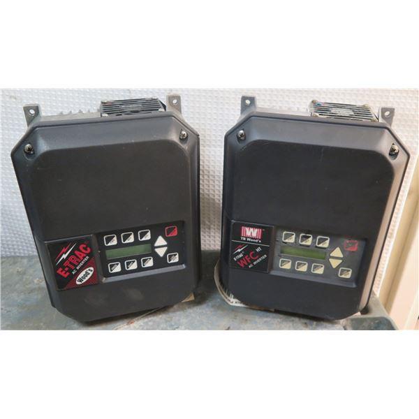 Qty 2 TB Wood's E-Trac WFC HT AC Inverter WFC4002-0CHT