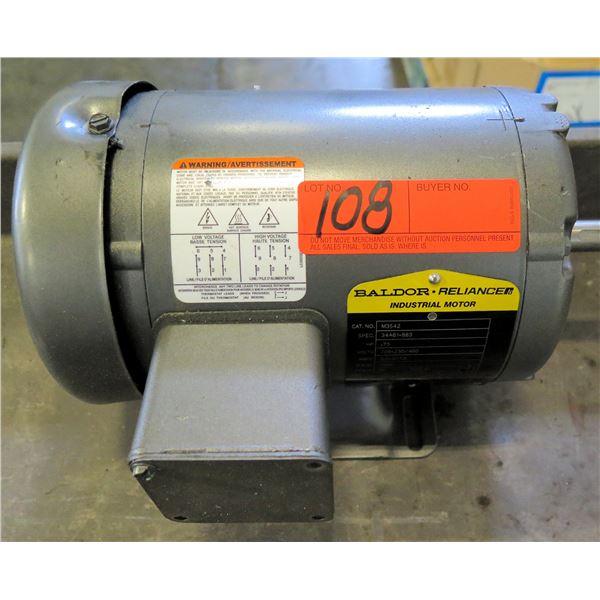 Baldor Reliance M3542 Industrial Motor