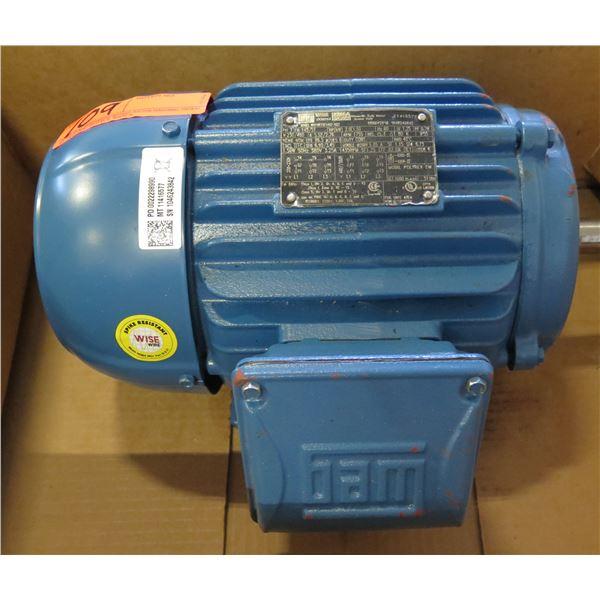 WEG Inverter Severe Duty Motor CC029A