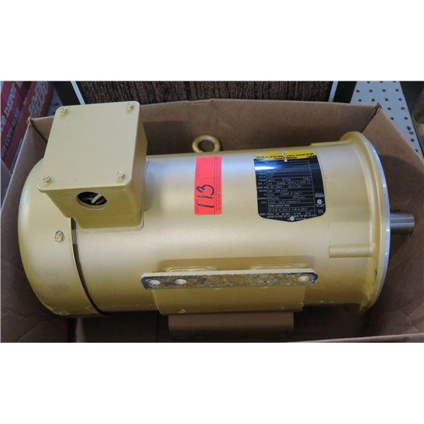 Baldor Reliance CEM3614T Super-E Motor