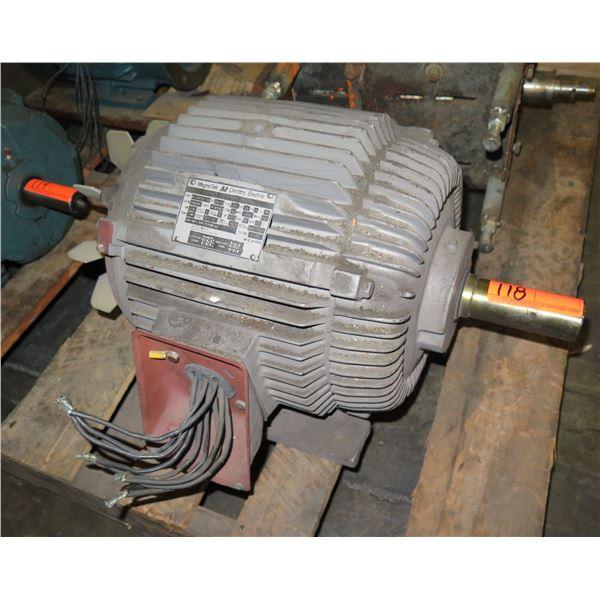 MagneTek Century Electric Energy Efficient Motor 9-390307-30