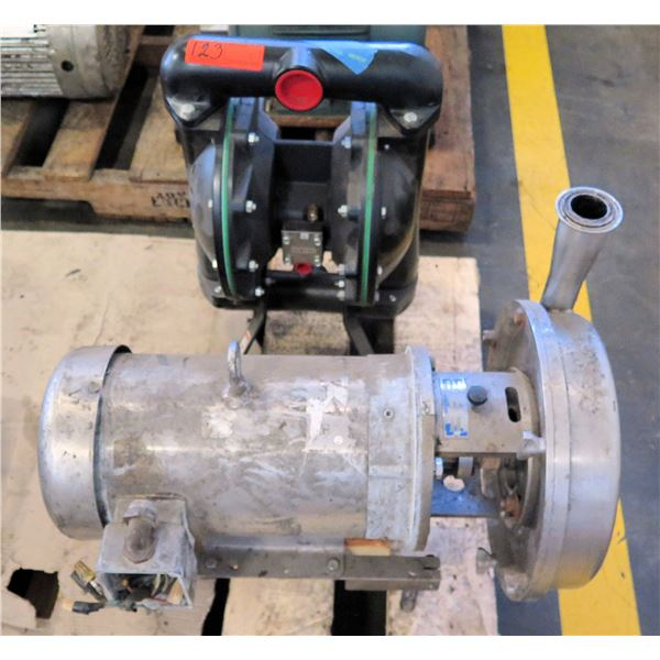 G&H Products Centrifugal Pump GHA-40