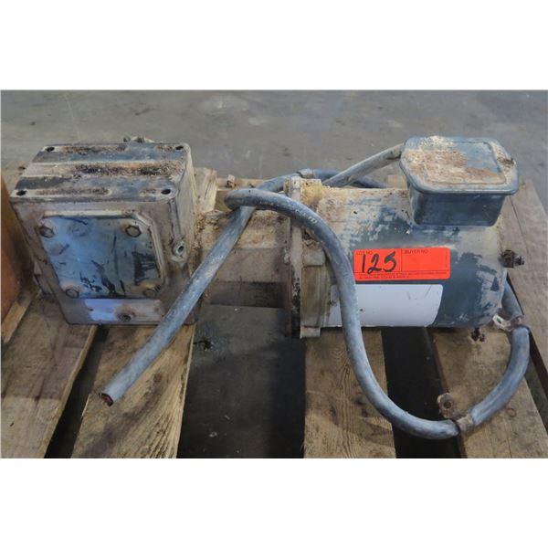 Gear Motor WB210009.00  B821-50-L