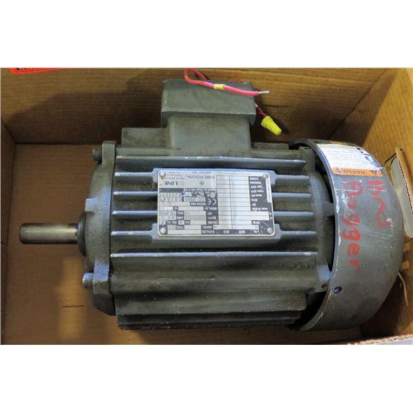 Emerson Line E107 Continuous Gear Motor