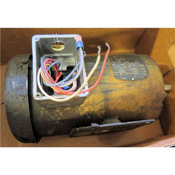 Gear Motor EM355ST  208-230/460