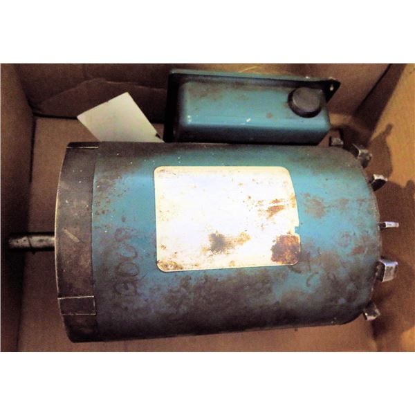 Reliance Electric Gear Motor (Used, still in good condition)