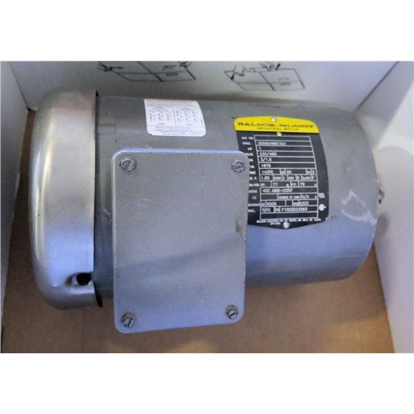 Baldor Reliance Industrial Motor 35S654W873G1