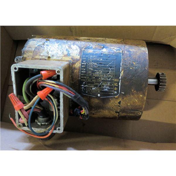 Baldor Reliance VEM3542 Super-E Motor