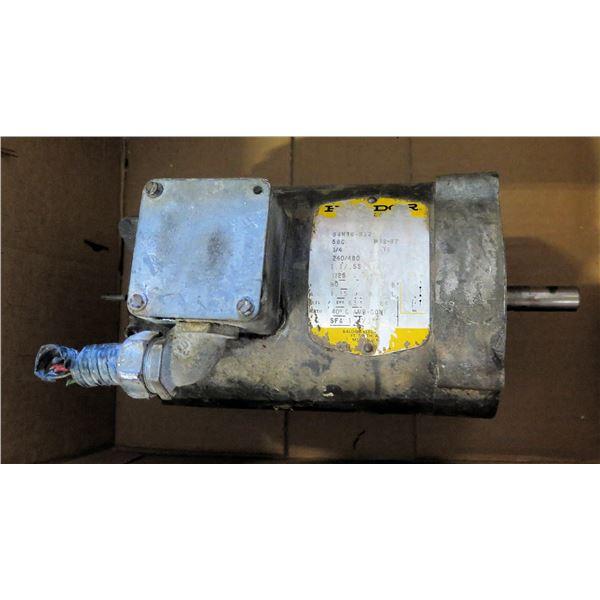 Baldor Industrial Motor 3436-912  240/480