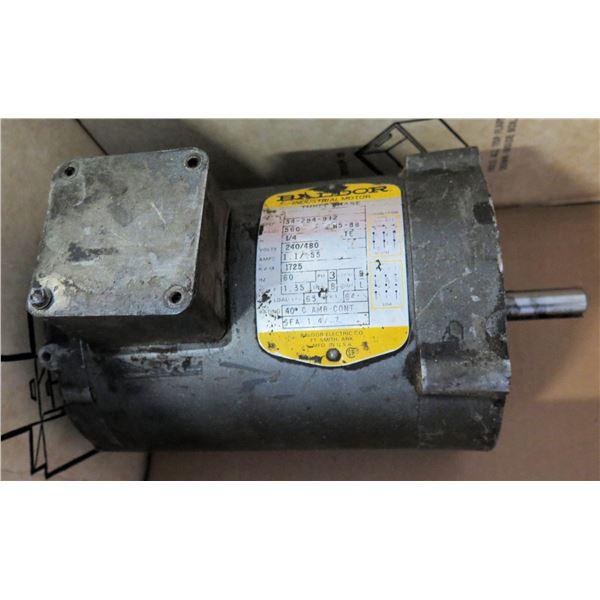 Baldor Industrial Motor 34-294-912  240-480