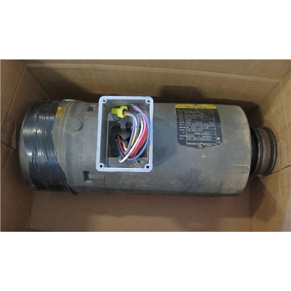 Baldor Reliance Industrial Motor 35E58-672-B