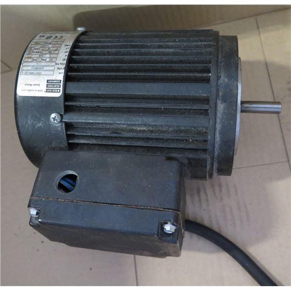 Bodine Electric Company Motor 0260TMNE0013