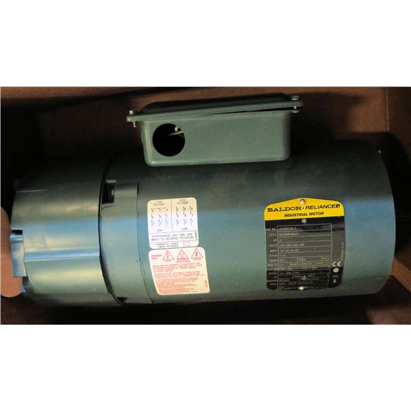Baldor Reliance VBNM3538-D Industrial Motor