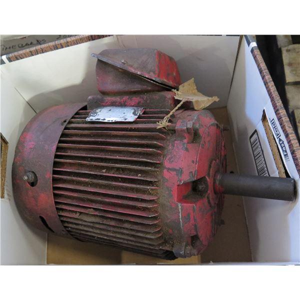 Gear Motor P18K8-311B  230/460