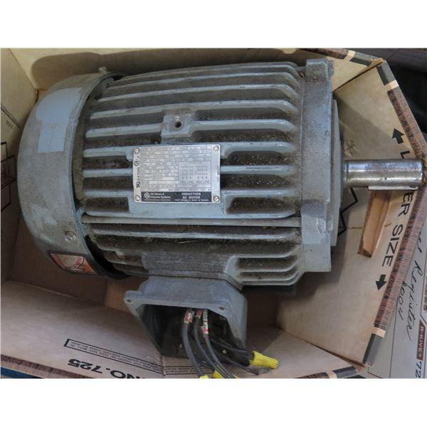 GE Motors Induction AC Motor SKE184BC305B