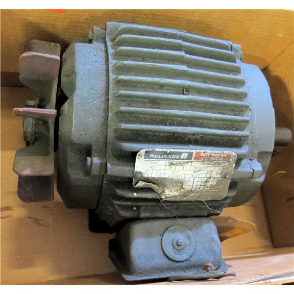 Reliance Duty Master A-C Motor P180G431A