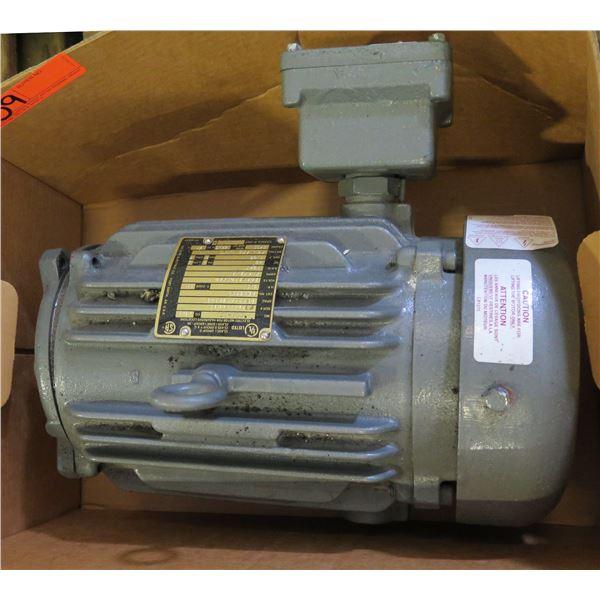 Baldor Electric Co Electric Motor CC98371