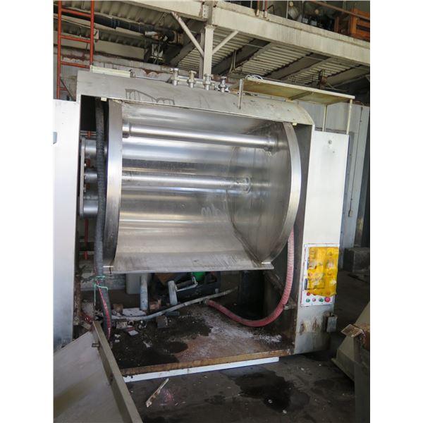 Peerless Machinery Model 20HSOT Mixer