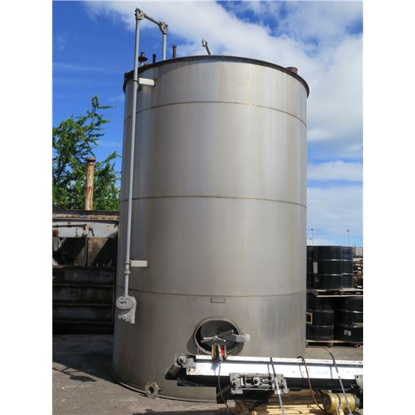 Valley Foundry Stainless Steel Tank