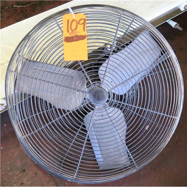 """Industrial Fan Model PSC139-630  Diameter 28"""""""