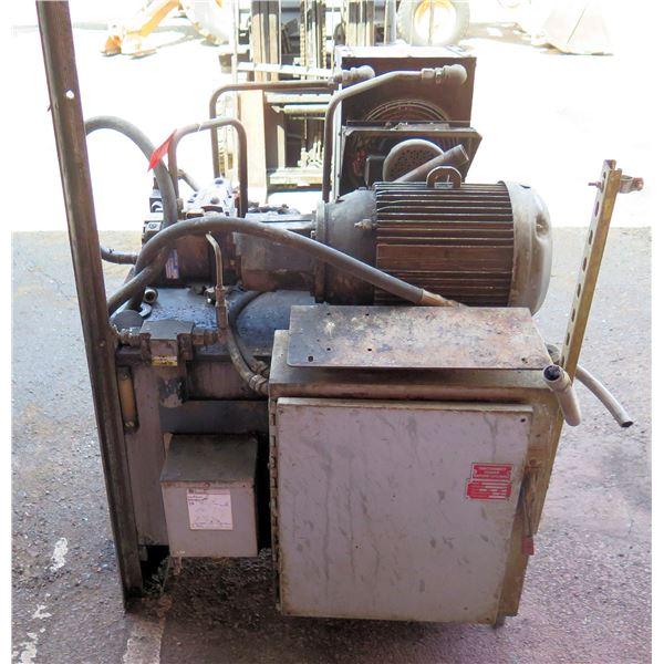 GE Transformer  w/ Oil Gear Fill Case PVVJ-046-A1UV
