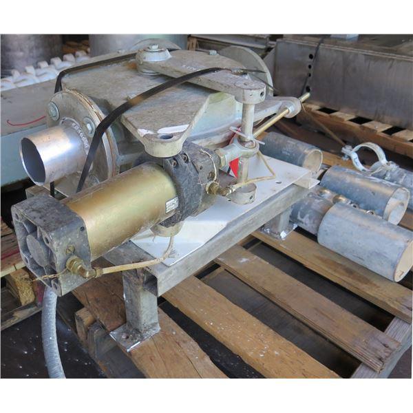 Dietrich Reimelt Kg 395-072 PN2-10bar Machine