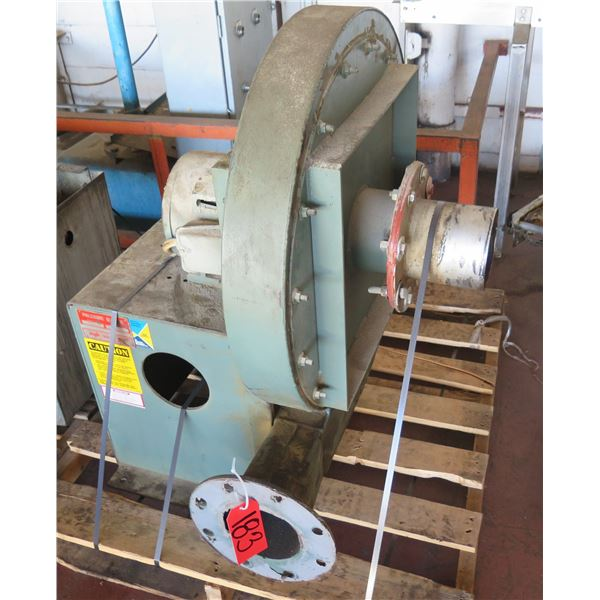 NYB Pressure Blower 8 Amp Continuous