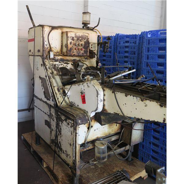 Hansaloy Corp Hone Controller Bettendorf Standard Slicer 460V 3PH