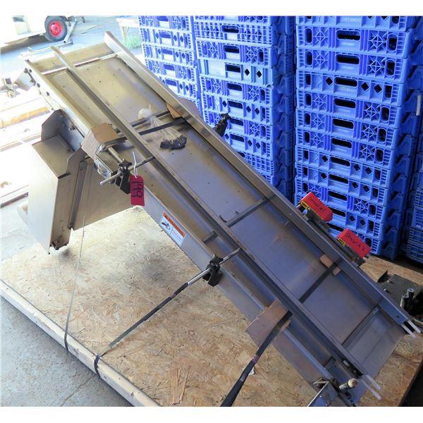 Metal Angled Bread Machine #1 w/ 2 Sensors