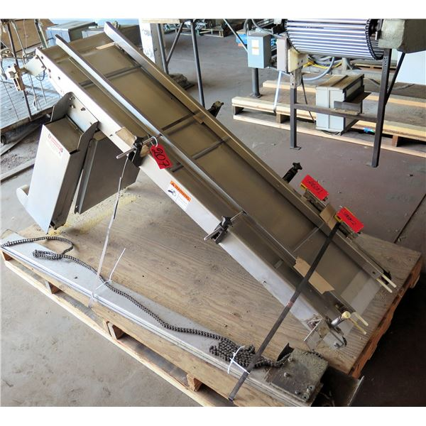 Metal Angled Bread Machine #3 w/ 2 Sensors