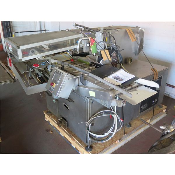 The Henry Group TGH 2000 Bread Bagger High Performance Machine
