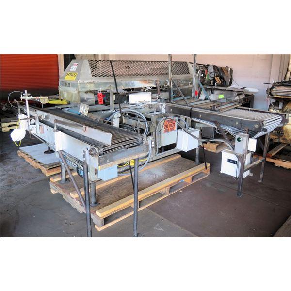 UBE Metal 2 Conveyor Belt Bread Machine #4 Cosco Double Bags