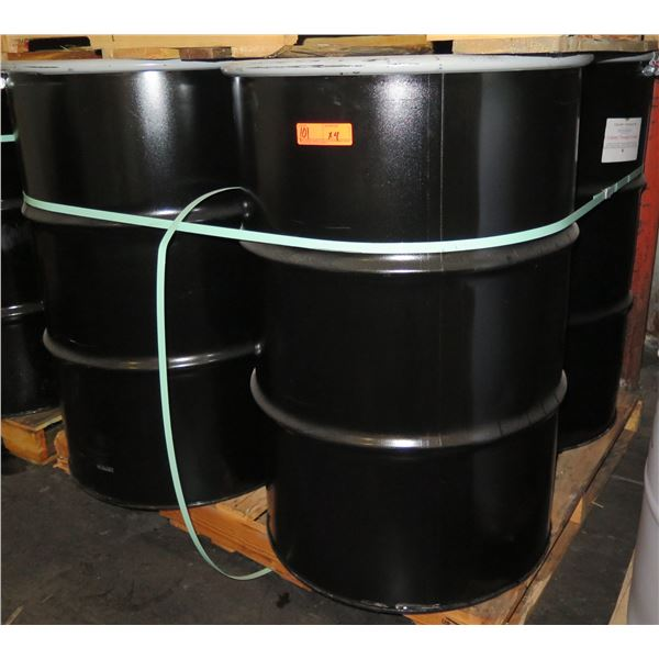 Qty 4 Drums Colony Products Trough Grease