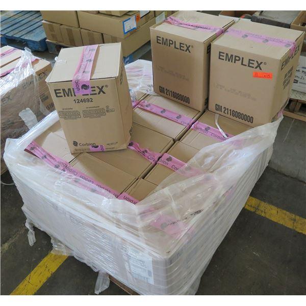 Qty 15 Boxes Corbion Emplex 124692 Food Emulsifier