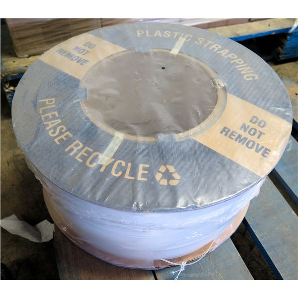 Roll Plastic Strapping For Inside Coil Only 1457213-031