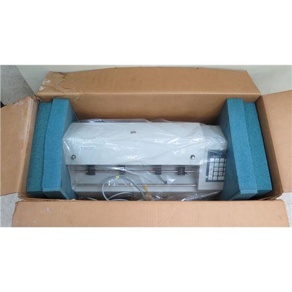 Standard Register 1900 Variable Length Imprinter w/ Imprint Patch & Separator