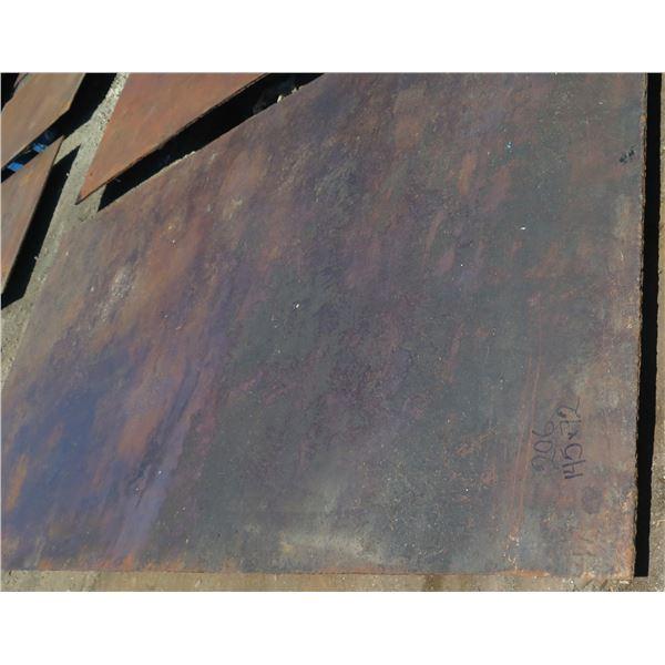 "Metal Sheet Plate 145"" x 72"" x 0.7"" Thick"