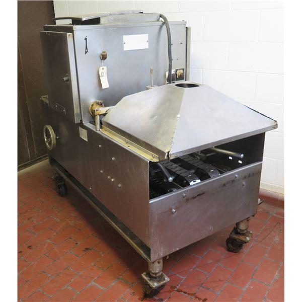 Mallet Automatic Bread Pan Greaser on Wheels Model 412-77-OTT
