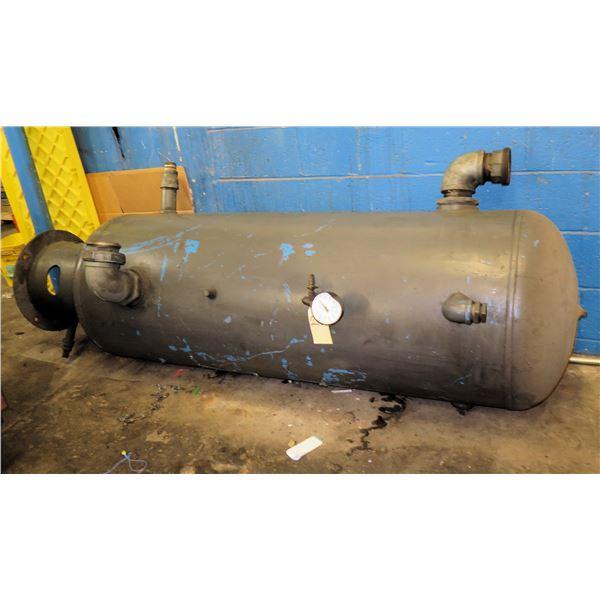"""Large Metal Pressure Tank 88"""" L"""