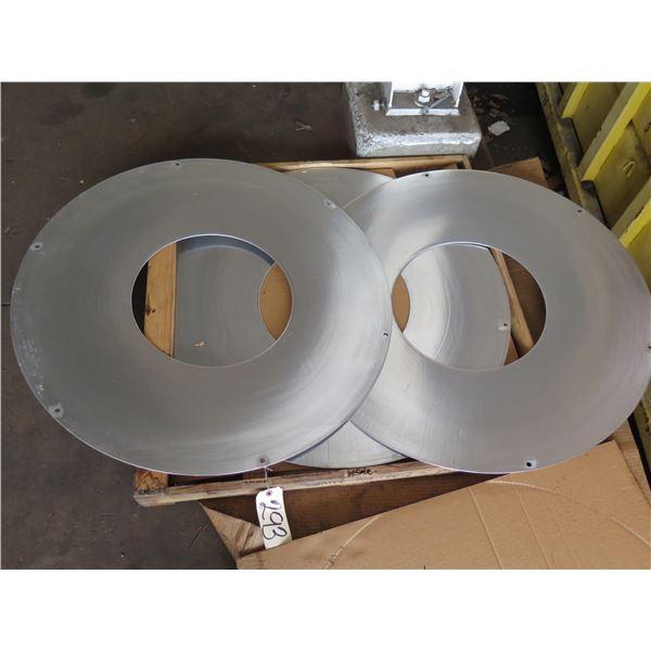 Large Metal Disks