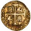 Image 2 : Lima, Peru, cob 8 escudos, 1711M, NGC UNC details / edge filing, ex-1715 Fleet (designated on specia