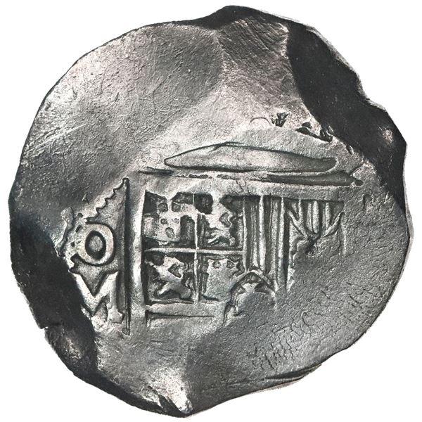 Mexico City, Mexico, cob 8 reales, (1)63(?)(P).