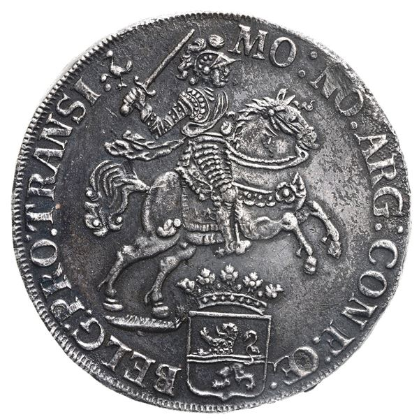 Overijssel, United Netherlands,  rider  ducatoon, 1734.