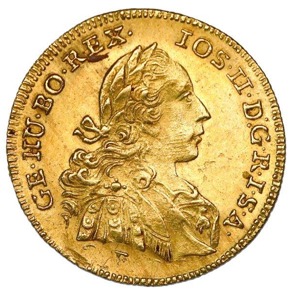 Austria (Holy Roman Empire), gold ducat, Joseph II, 1786, Hall mint.