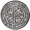 Image 2 : Segovia, Spain, milled 8 reales, Philip IV, 1651, assayer I.