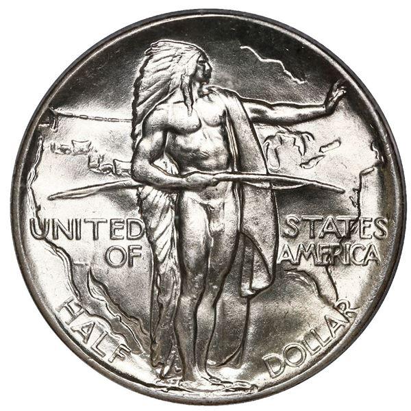 USA (Philadelphia Mint), Oregon commemorative silver half dollar, 1926, PCGS MS65.