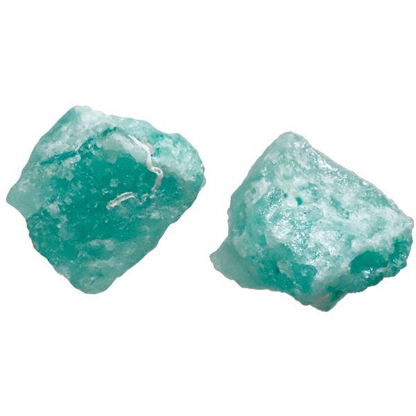 Large natural emerald, 5.93 carats, class 2B, ex-Atocha (1622).